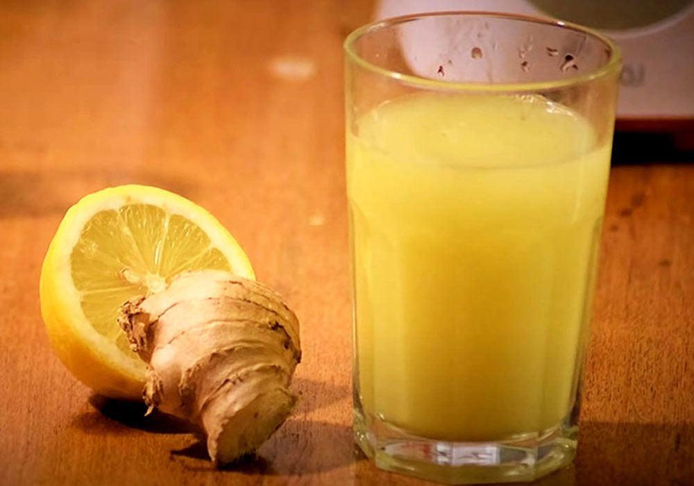 Чай с имбирем - пошаговый рецепт, фото 1
