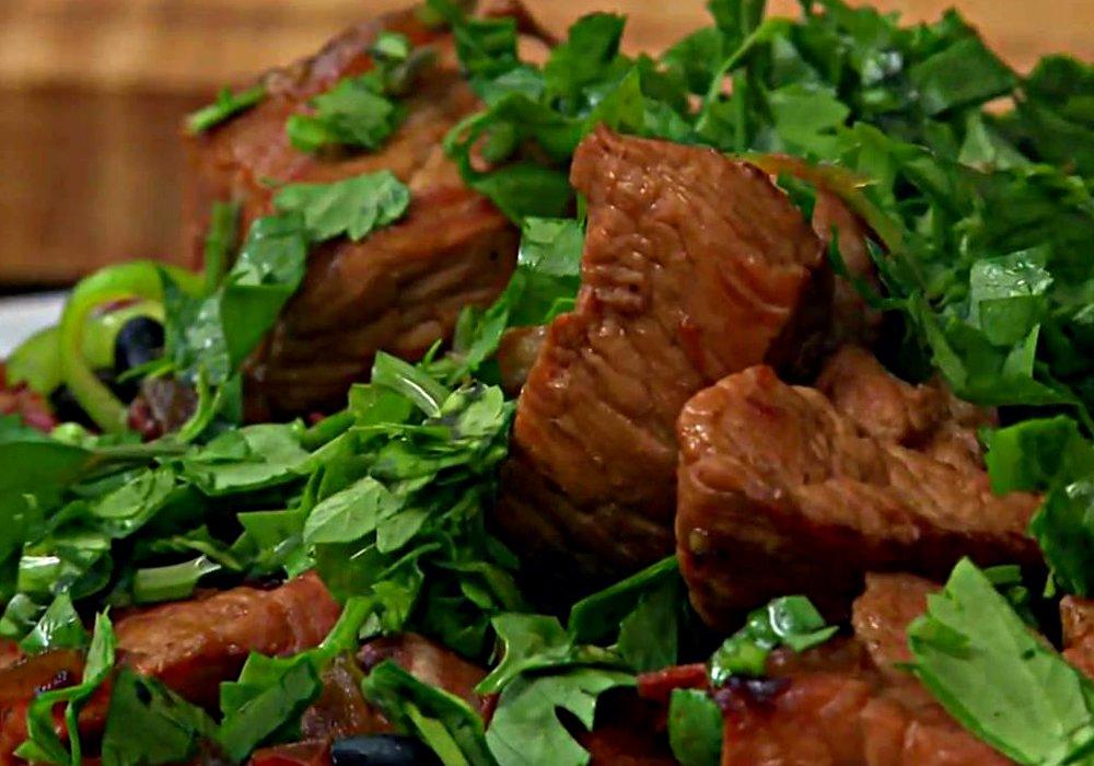 Чанахи из говядины - пошаговый рецепт, фото 1