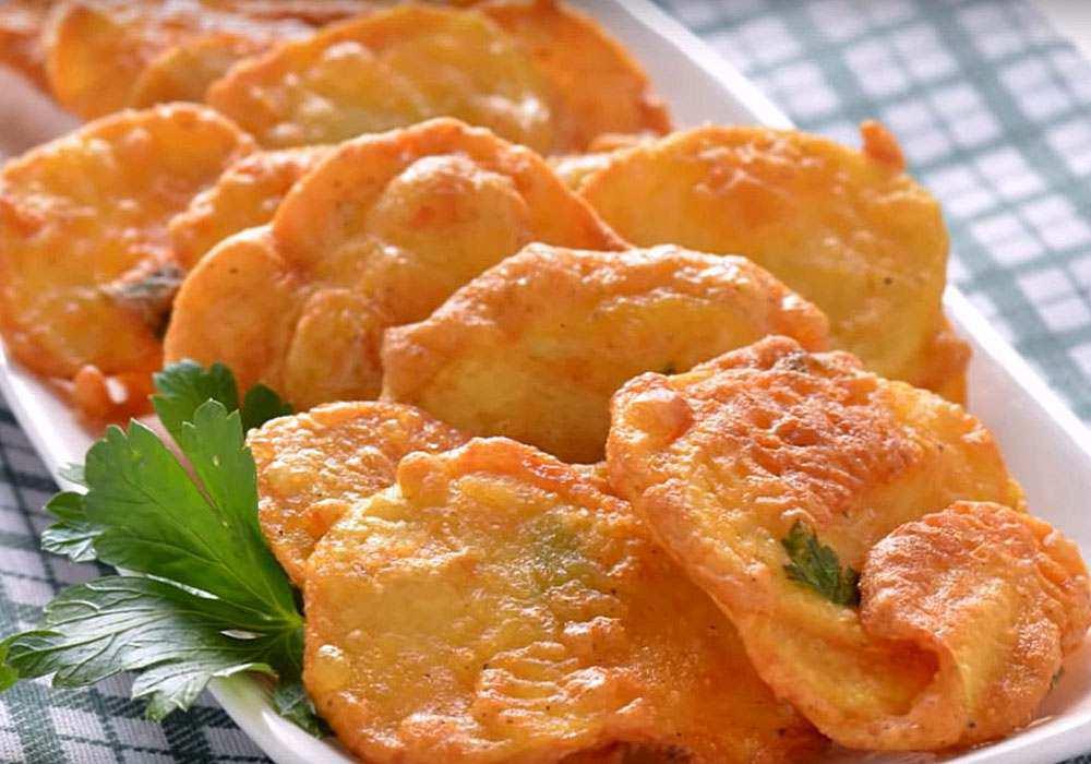 Чіпси з сиром - покроковий рецепт, фото 1