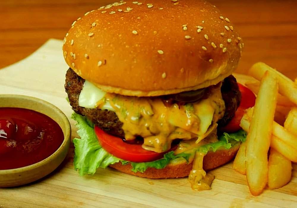Чізбургер по-домашньому - покроковий рецепт, фото 1