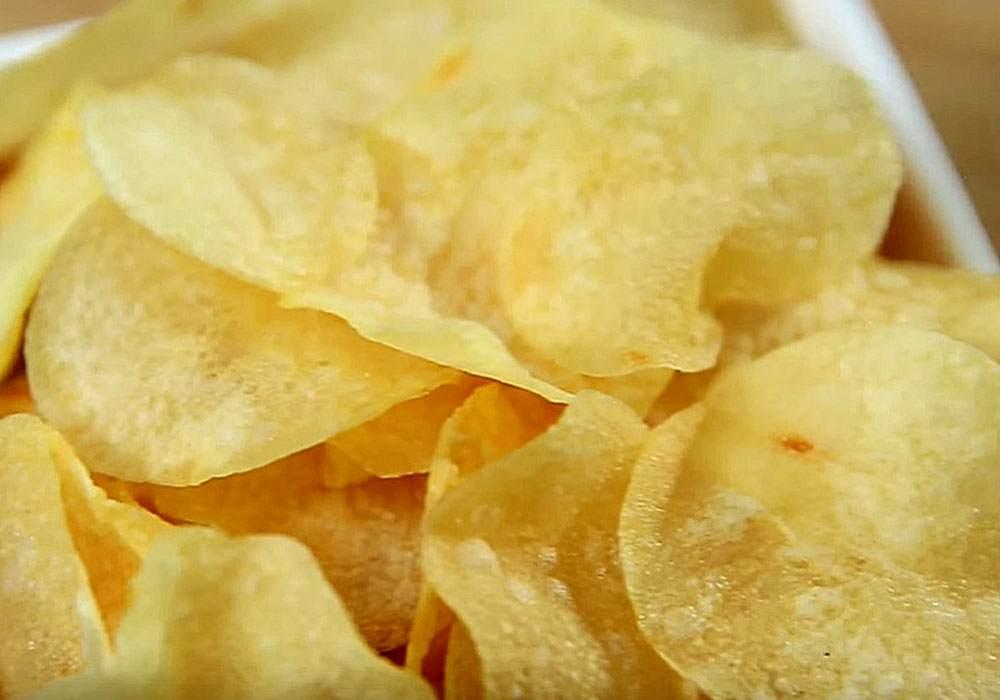 Чіпси - покроковий рецепт, фото 1