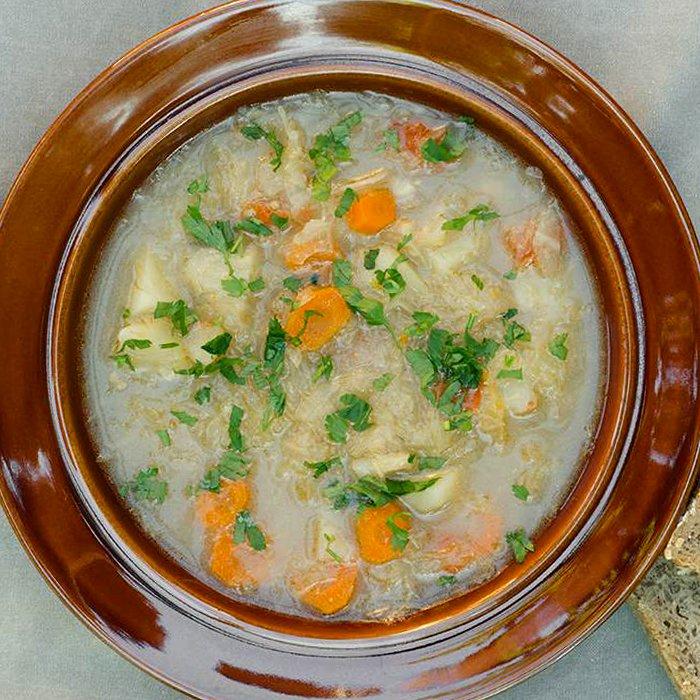 Капусняк по-польськи - покроковий рецепт, фото 1