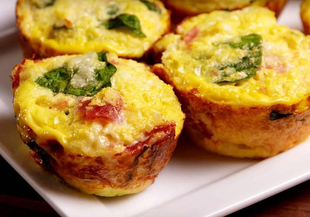 Цветная капуста в духовке с яйцом - пошаговый рецепт, фото 1