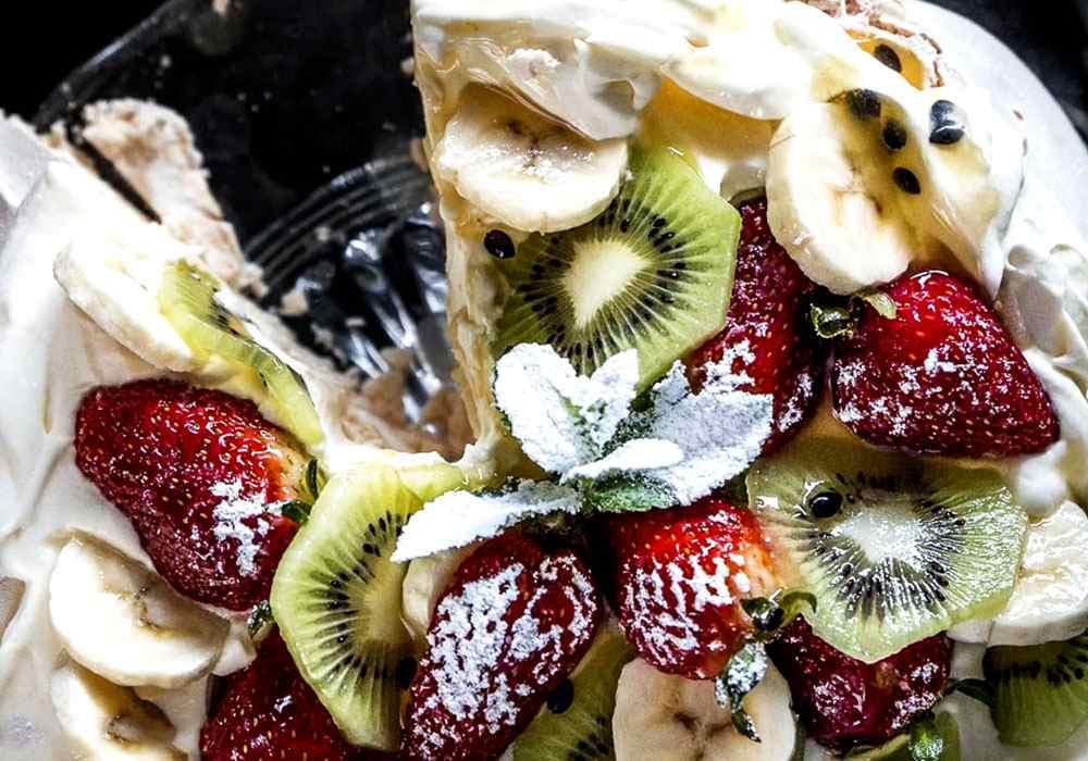 Десерт Павлова классический - пошаговый рецепт, фото 1