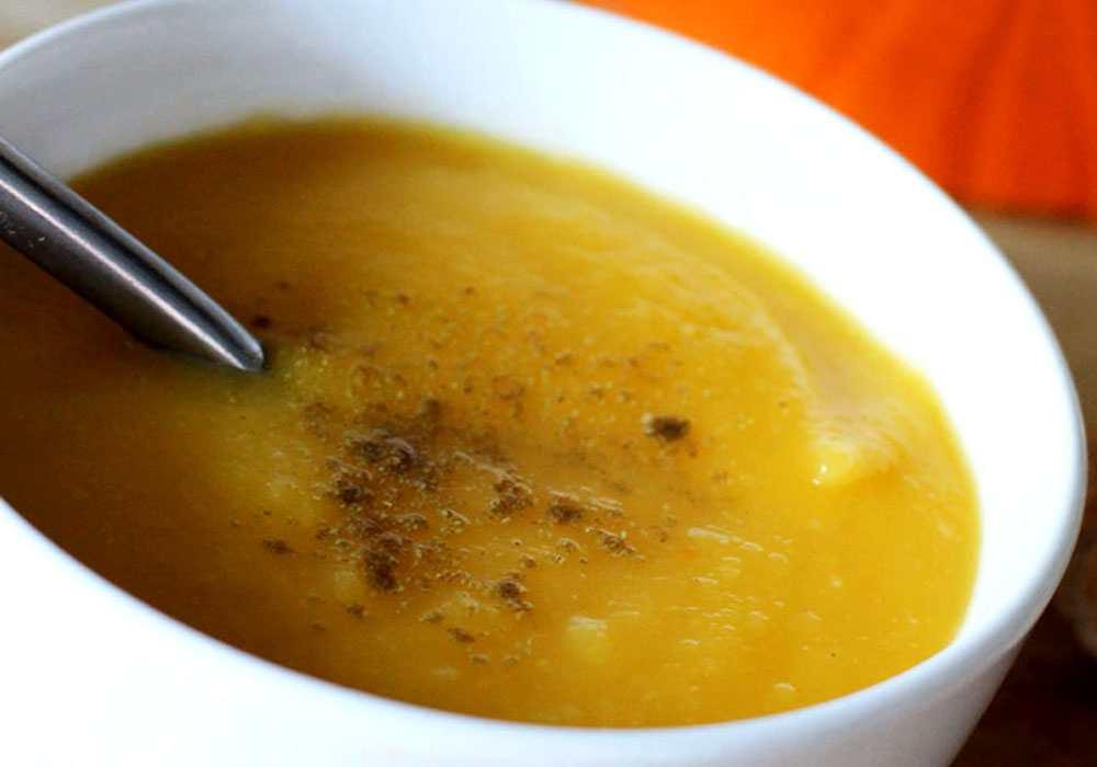 Детский суп из тыквы - пошаговый рецепт, фото 1