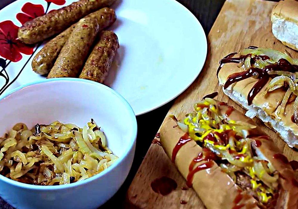 Домашняя колбаса из индейки - пошаговый рецепт, фото 1