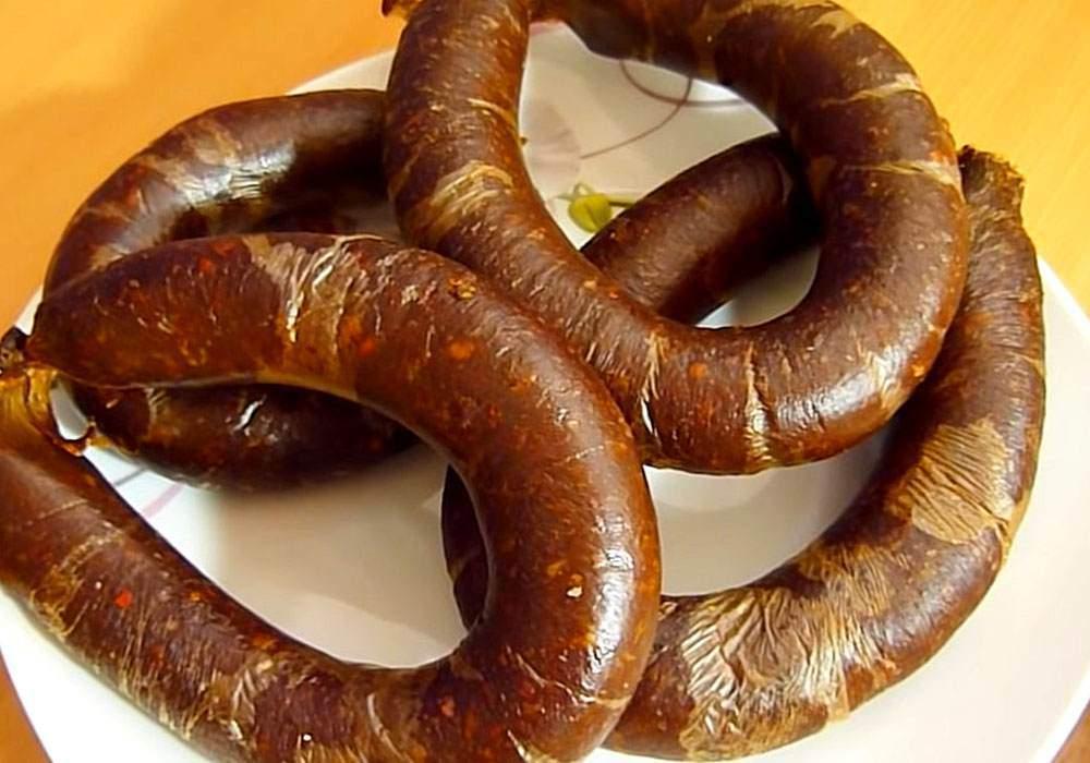 Домашняя колбаса с чесноком - пошаговый рецепт, фото 1