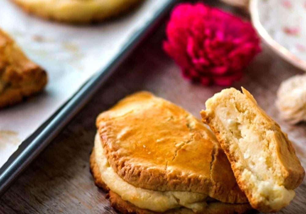 Домашнее творожное печенье - пошаговый рецепт, фото 1