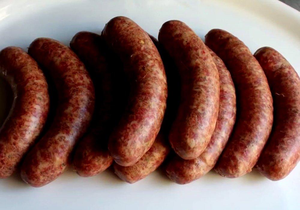 домашняя колбаса рецепт приготовления с фото ставят угол, функционально