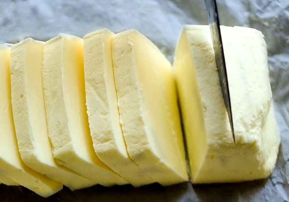 Домашнее сливочное масло из сметаны - пошаговый рецепт, фото 1