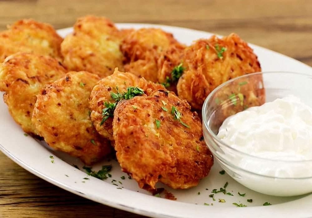 Драники из сырой картошки - пошаговый рецепт, фото 1