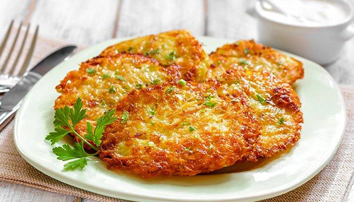 Драники картофельные - пошаговый рецепт, фото 1