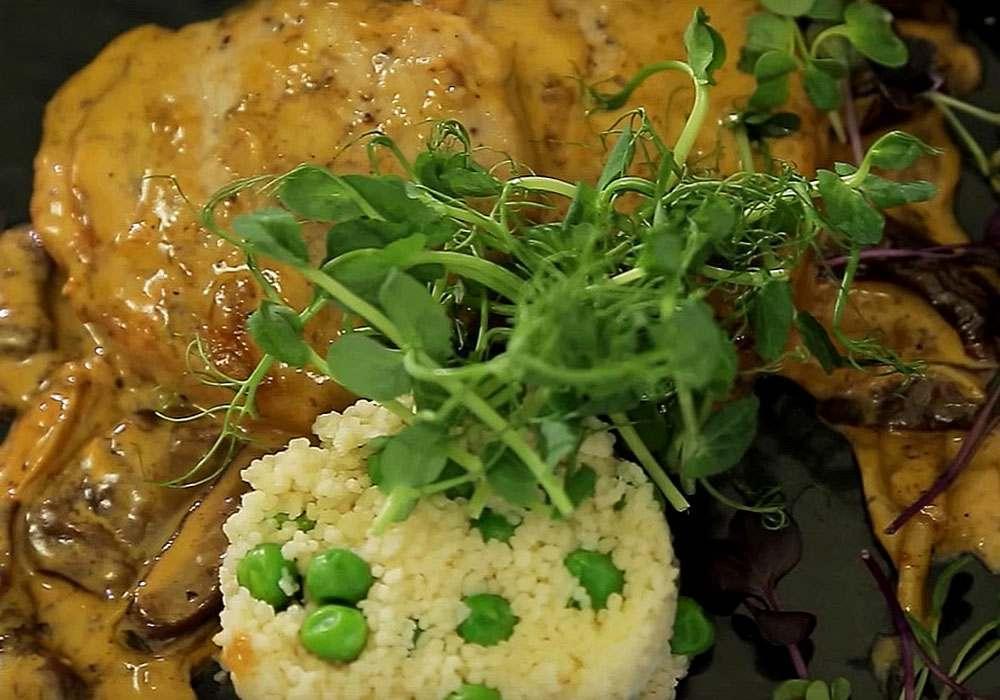 Ескалоп зі свинини - покроковий рецепт, фото 1