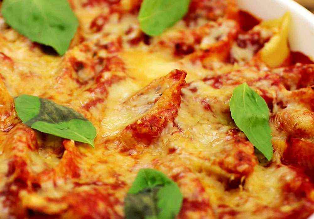 Фаршировані макарони - покроковий рецепт, фото 1