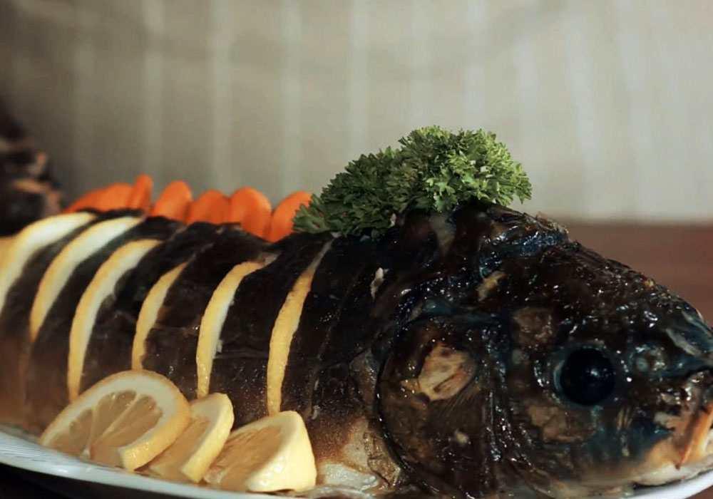 Фаршированная рыба по-еврейски - пошаговый рецепт, фото 1