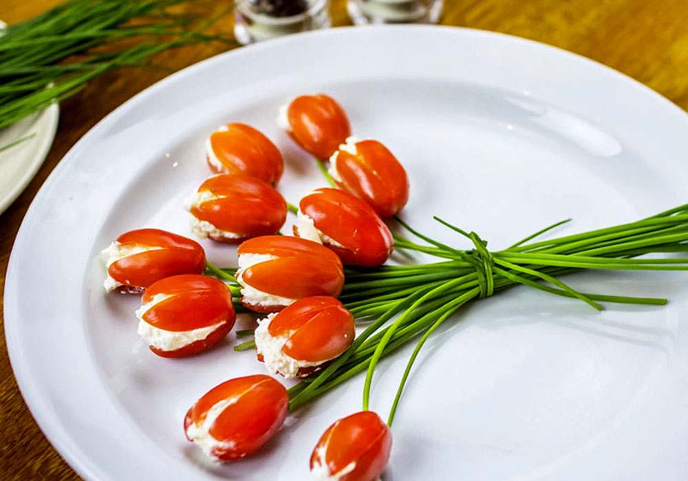 Фаршированные помидоры - пошаговый рецепт, фото 1