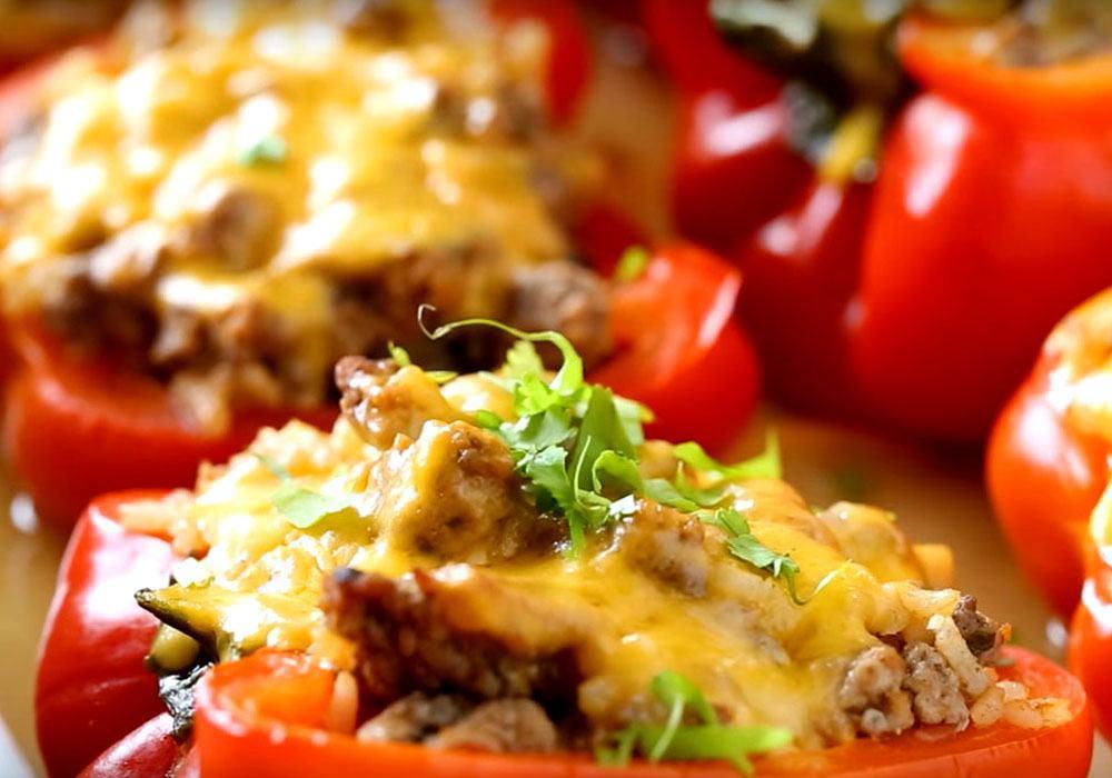 Фаршированный перец - пошаговый рецепт, фото 1