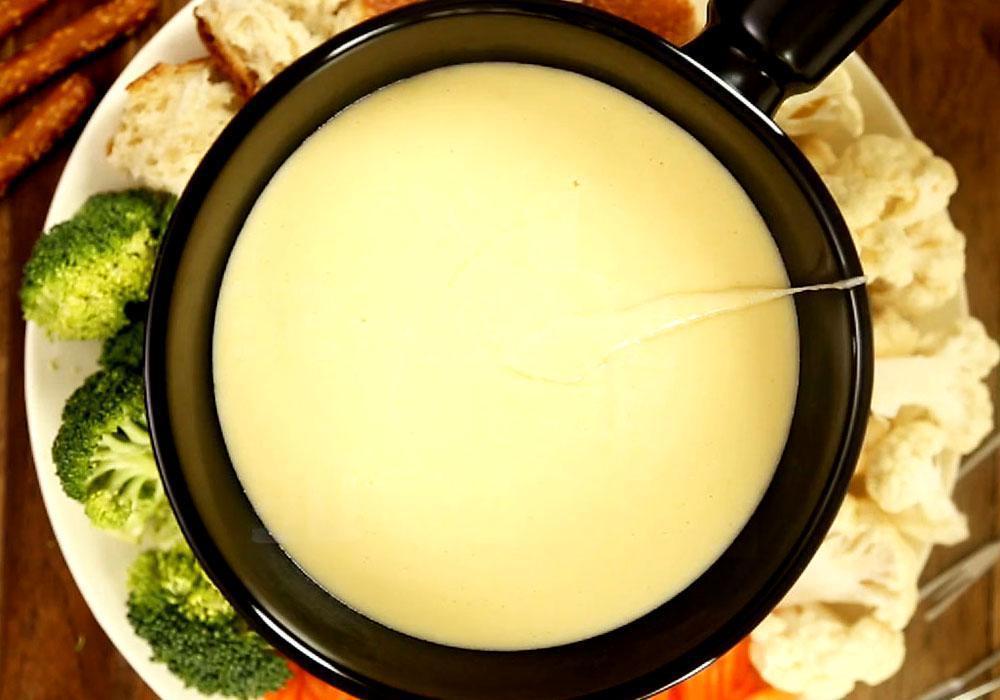 Фондю классический - пошаговый рецепт, фото 1