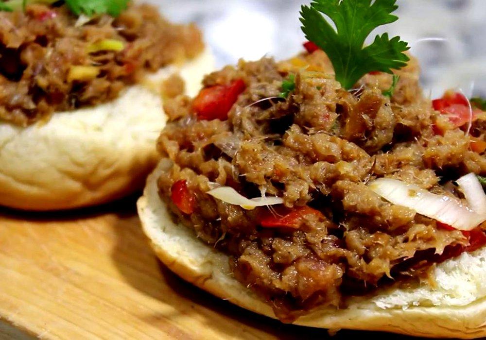 Форшмак из сардини - пошаговый рецепт, фото 1