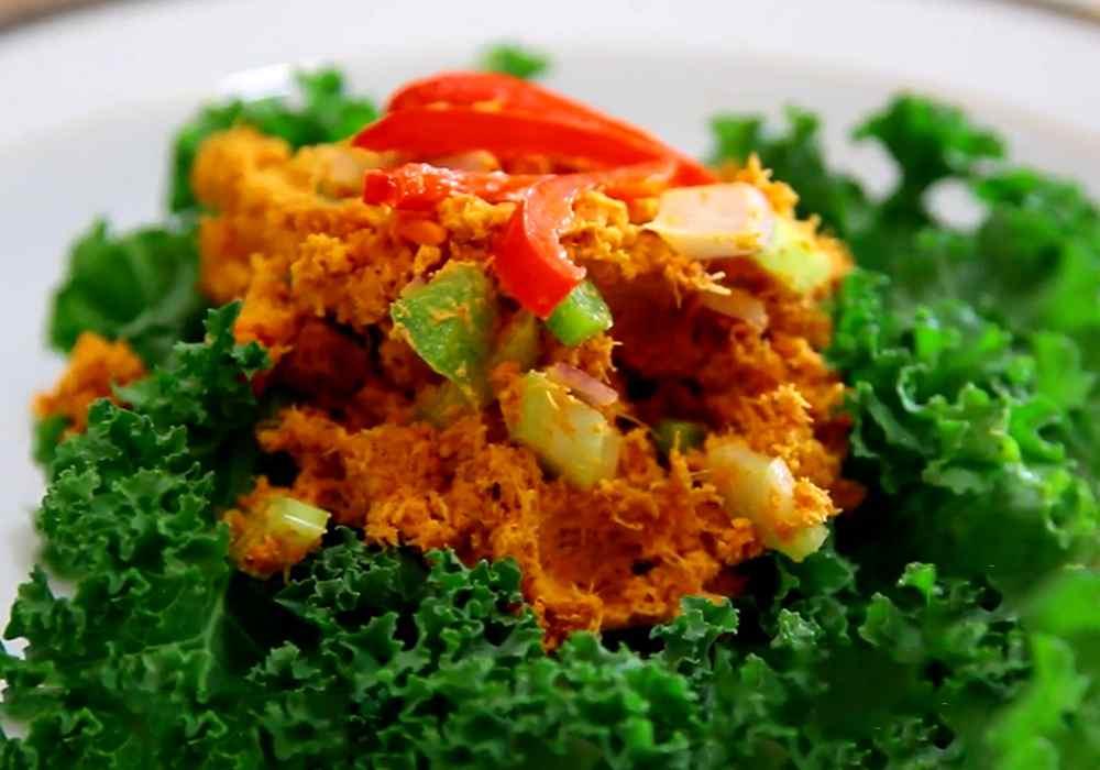 Форшмак з морквою - покроковий рецепт, фото 1