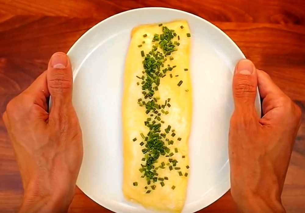 Французький омлет - покроковий рецепт, фото 1