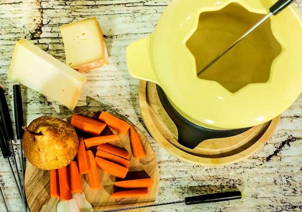 Французький сирний соус - покроковий рецепт, фото 1