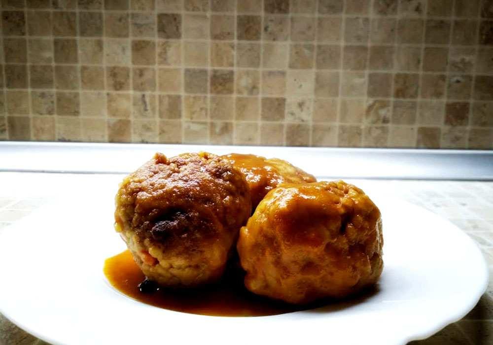 Фрикадельки на пару - пошаговый рецепт, фото 1