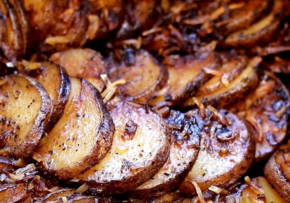Смажена картопля в мультиварці - покроковий рецепт, фото 1
