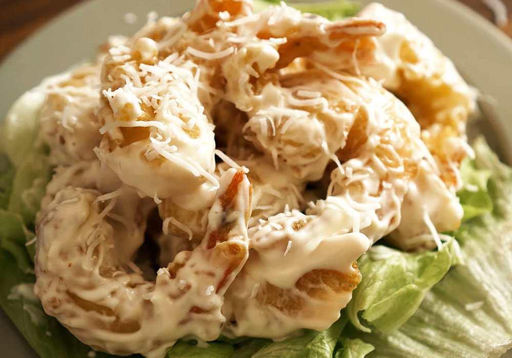 Жареные креветки по-вьетнамски - пошаговый рецепт, фото 1