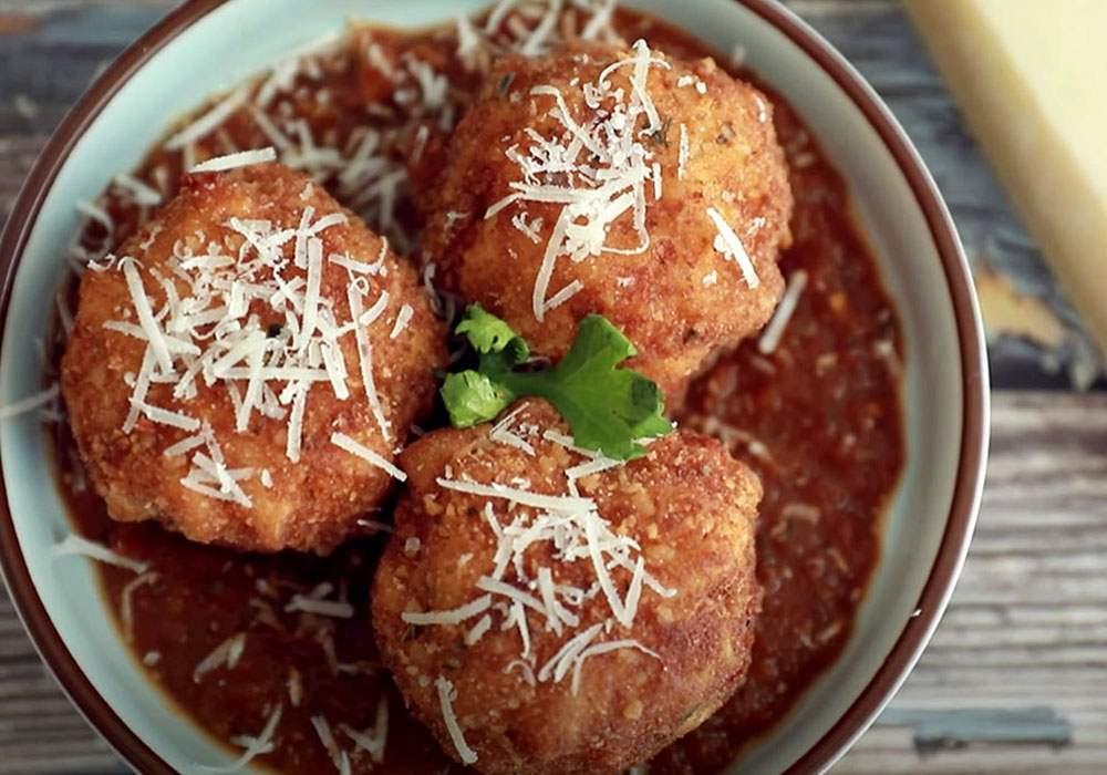 Смажені макарони з сиром - покроковий рецепт, фото 1