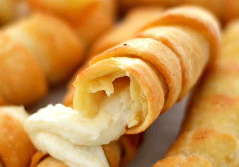 Жареные сырные палочки - пошаговый рецепт, фото 1