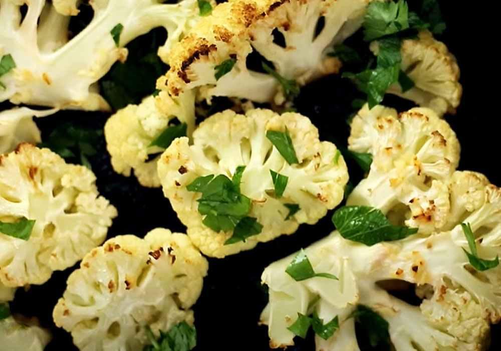 Гарнир из цветной капусты - пошаговый рецепт, фото 1