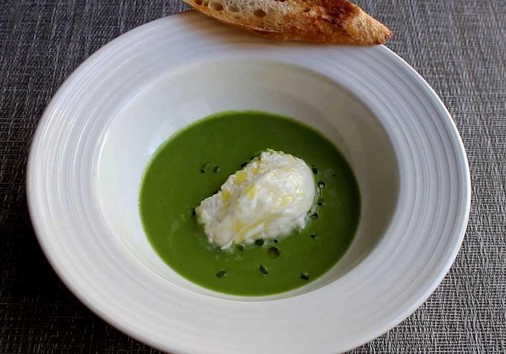Гаспачо с сыром - пошаговый рецепт, фото 1