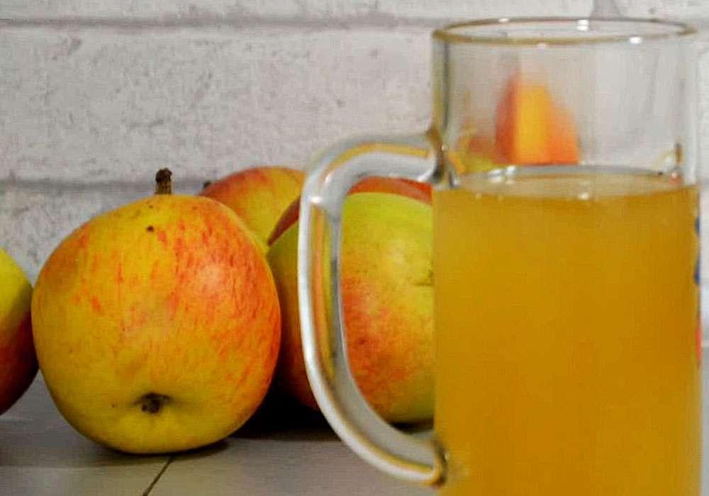 Газований яблучний сидр - покроковий рецепт, фото 1