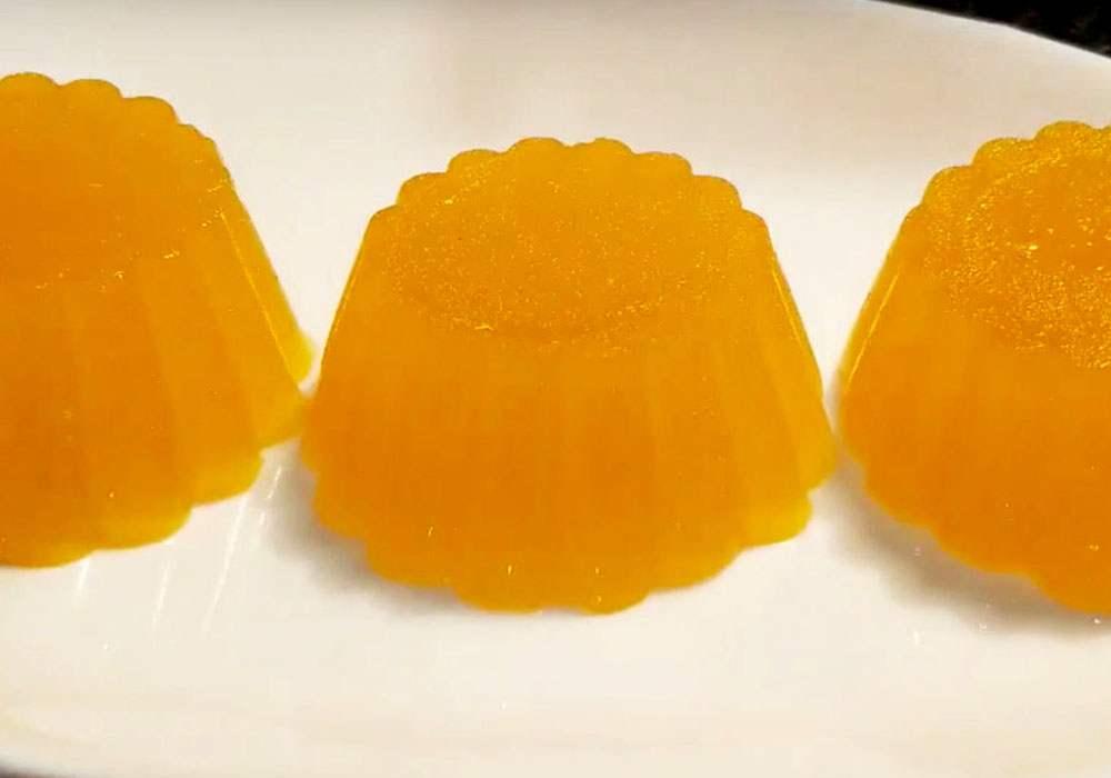 Желе из сока - пошаговый рецепт, фото 1