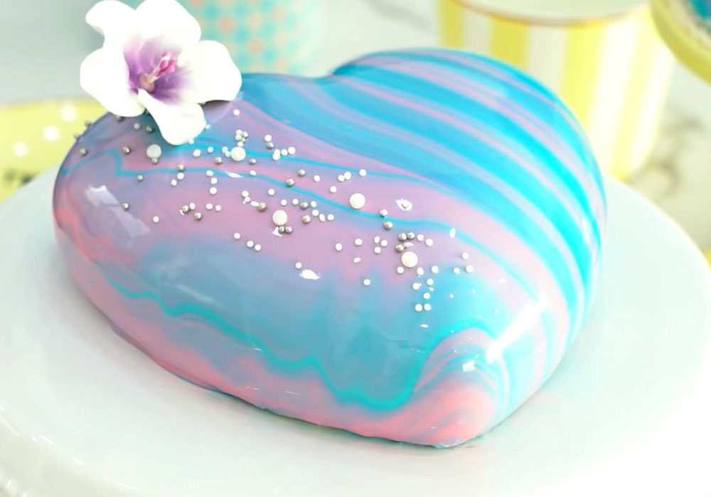 Глазурь для украшения тортов, пирожного, куличей - пошаговый рецепт, фото 1