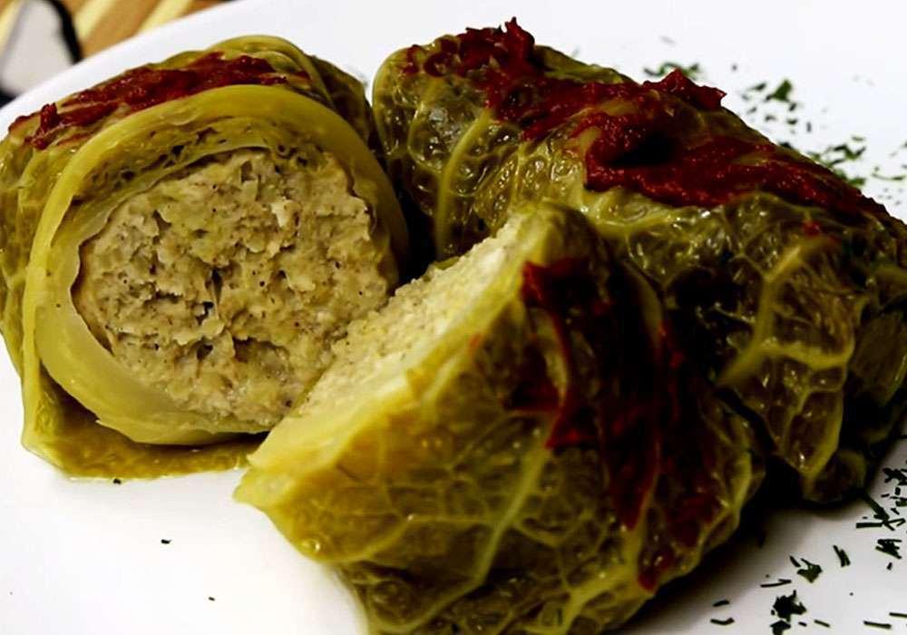Голубці з савойської капусти - покроковий рецепт, фото 1