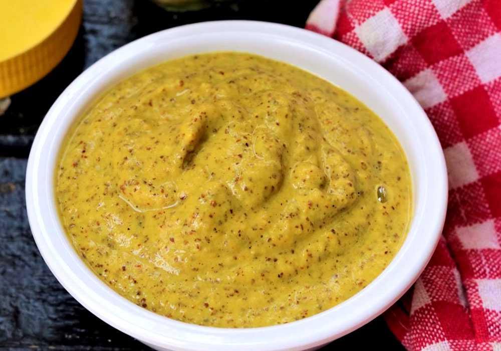 Гірчиця з насіння - покроковий рецепт, фото 1