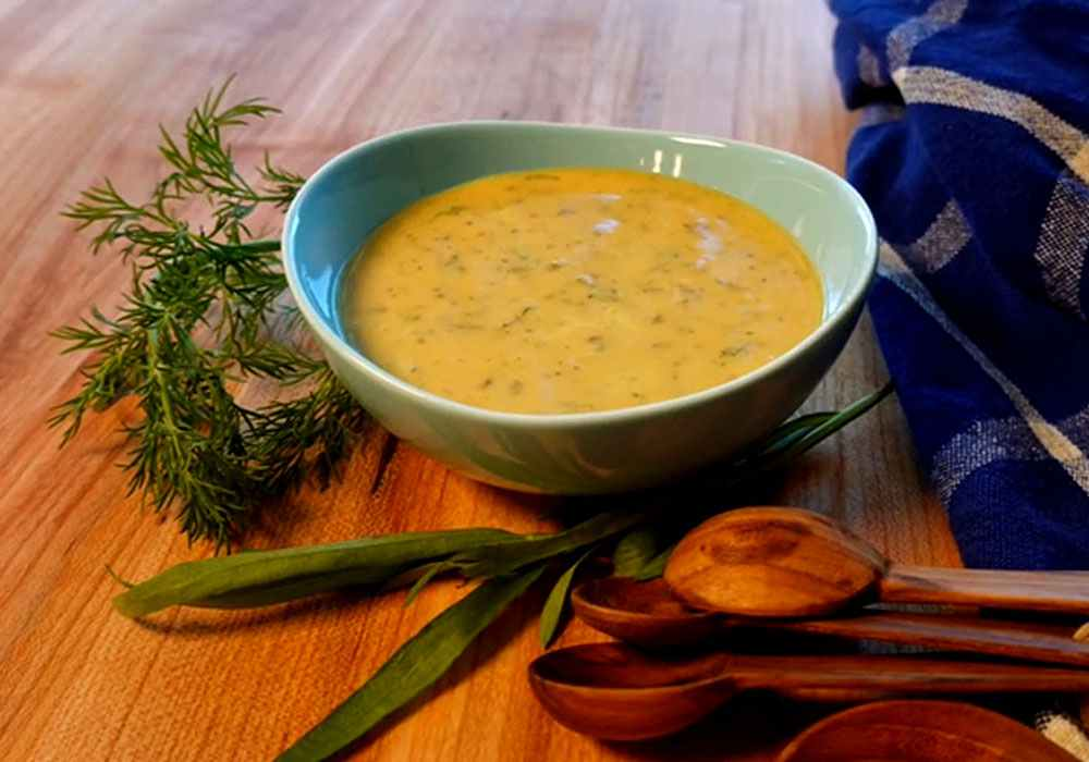 Гірчичний соус для оселедця - покроковий рецепт, фото 1
