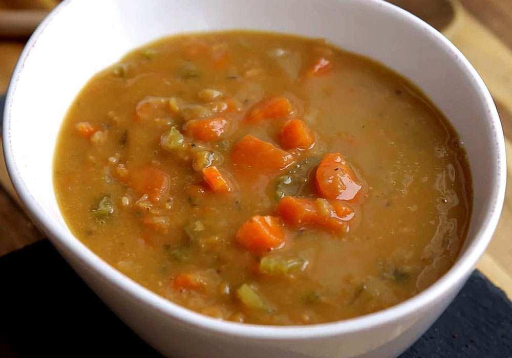Гороховий суп - покроковий рецепт, фото 1
