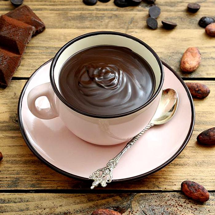 Горячий шоколад с пряностями - пошаговый рецепт, фото 1