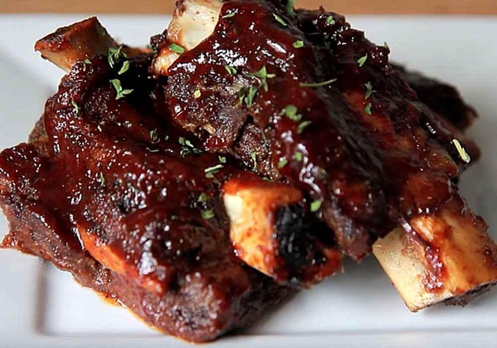 Яловичина барбекю - покроковий рецепт, фото 1