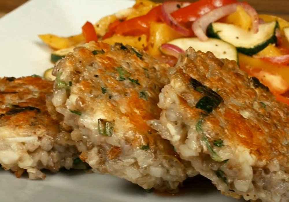 Гречаники без мяса - пошаговый рецепт, фото 1