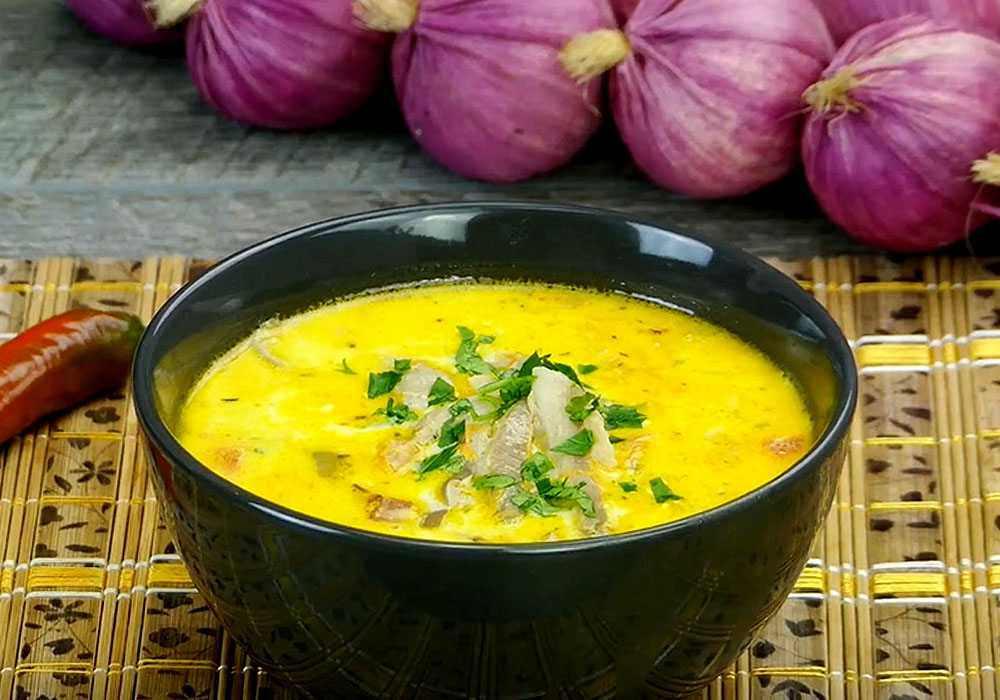 Грибной суп из вешенок быстро и вкусно - пошаговый рецепт, фото 1