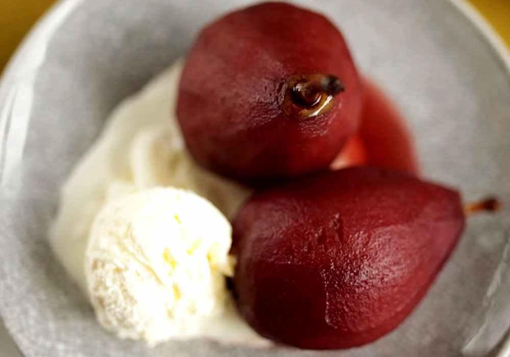 Груши в вине - пошаговый рецепт, фото 1