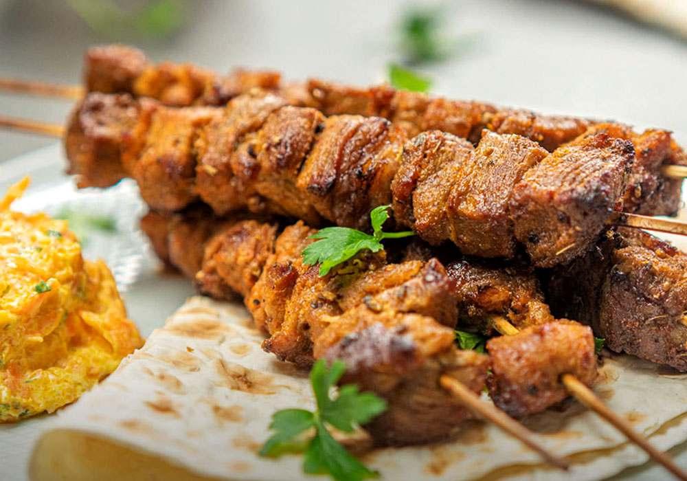 Грузинський шашлик зі свинини - покроковий рецепт, фото 1
