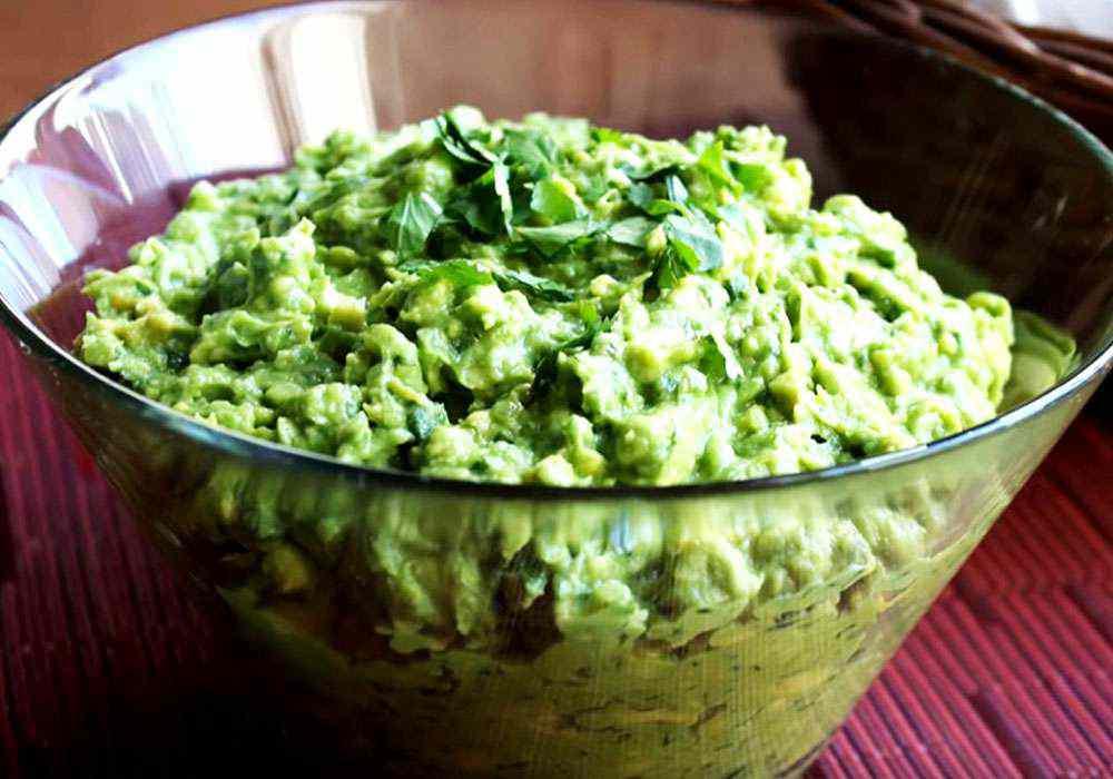 Гуакамоле на новий лад - покроковий рецепт, фото 1
