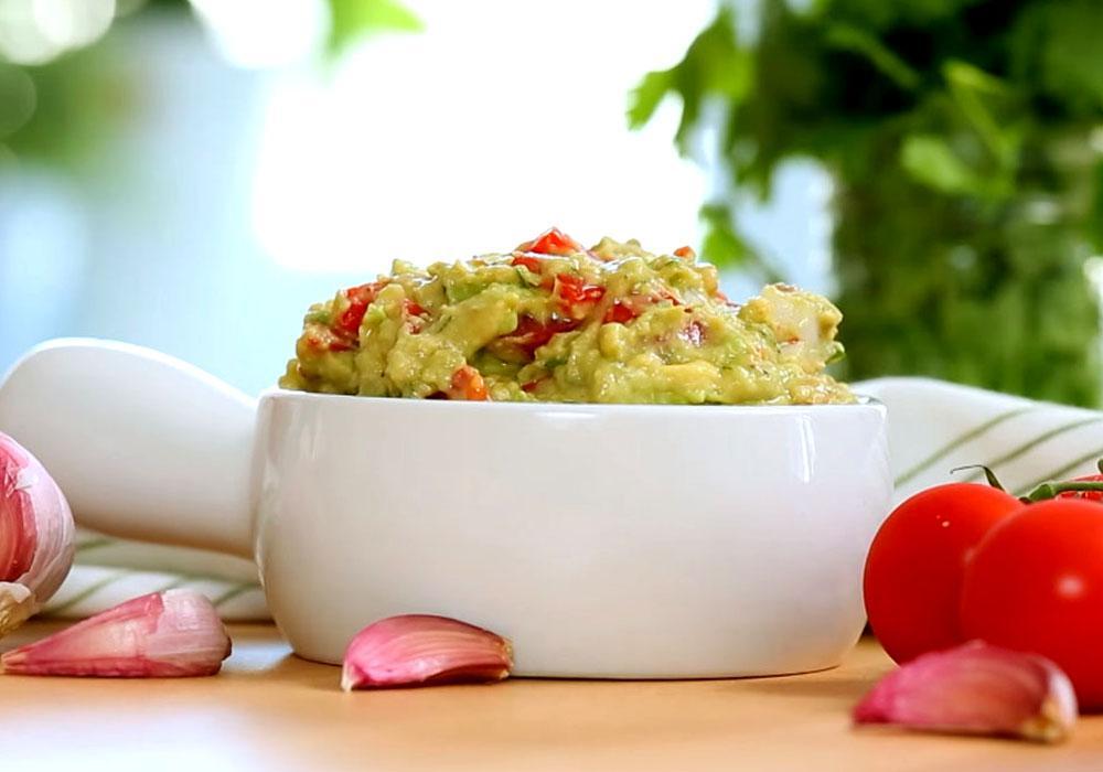 Гуакамоле з часником - покроковий рецепт, фото 1