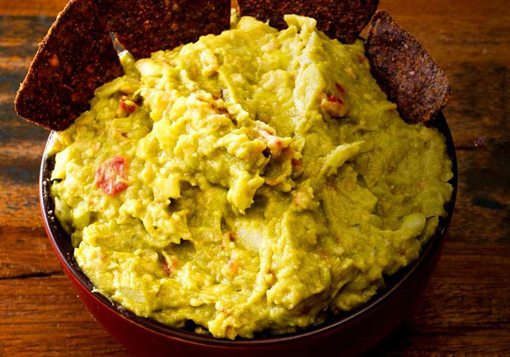 Гуакамоле с помидорами - пошаговый рецепт, фото 1