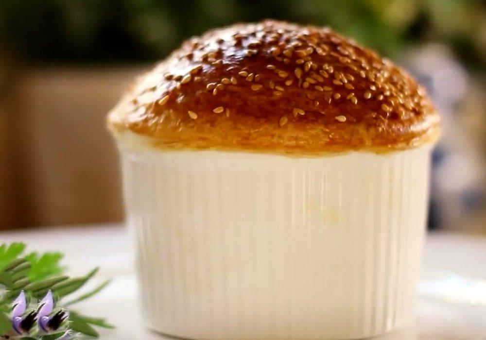 Жульен в булочке - пошаговый рецепт, фото 1